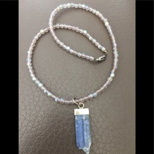 Magical Kyanite Necklace